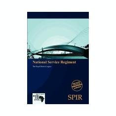 National Service Regiment - Carte in engleza