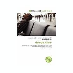 George Kaiser - Carte in engleza