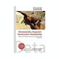 Wrzosowisko, Kuyavian-Pomeranian Voivodeship - Carte in engleza