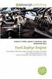 Ford Zephyr Engine