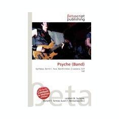 Psyche (Band) - Carte in engleza