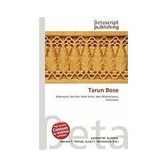 Tarun Bose - Carte in engleza