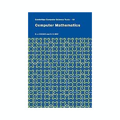 Computer Mathematics - Carte in engleza