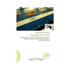 Hayabusa (Train) - Carte in engleza