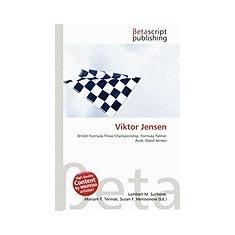Viktor Jensen - Carte in engleza