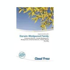 Darwin-Wedgwood Family - Carte in engleza