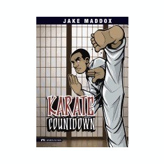 Karate Countdown - Carte in engleza