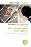 1991-92 Los Angeles Lakers Season