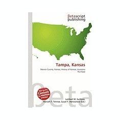Tampa, Kansas - Carte in engleza