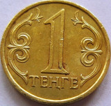 Moneda 1 Tenge - KAZAHSTAN, anul 2004 *cod 825, Asia