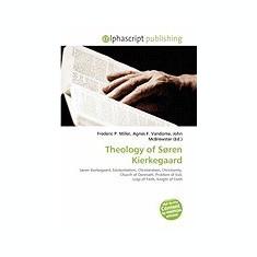 Theology of S Ren Kierkegaard - Carte in engleza