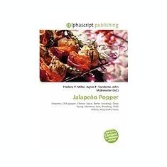 Jalapeno Popper - Carte in engleza