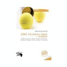 2000 Heineken Open - Singles