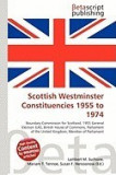 Scottish Westminster Constituencies 1955 to 1974