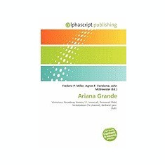 Ariana Grande - Carte in engleza