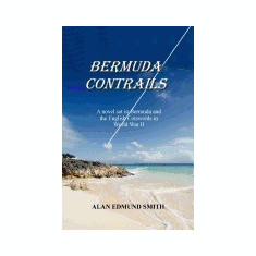 Bermuda Contrails - Carte in engleza