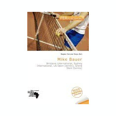 Mike Bauer - Carte in engleza