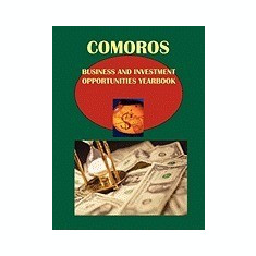 Comoros Business and Investment Opportunities Yearbook - Carte in engleza
