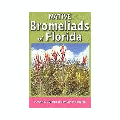 Native Bromeliads of Florida - Carte in engleza