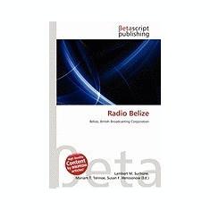 Radio Belize - Carte in engleza