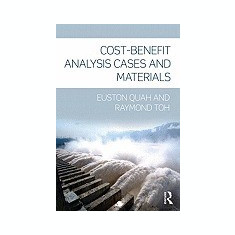 Cost-Benefit Analysis: Cases and Materials - Carte in engleza