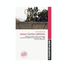James Carlton (Athlete) - Carte in engleza