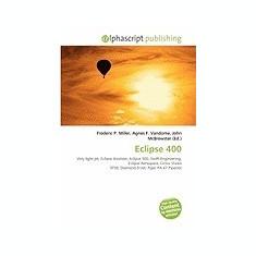 Eclipse 400 - Carte in engleza