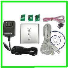 Interfata tuning  progamator memorii ECU BDM100 - BDM 100 + DVD tunning foto