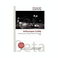 Volkswagen Caddy - Carte in engleza