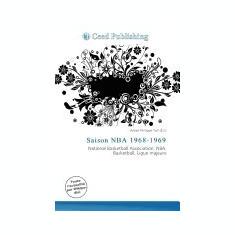 Saison NBA 1968-1969 - Carte in engleza