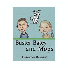 Buster Batey and Mops - Carte in engleza