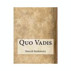 Quo Vadis - Carte in engleza