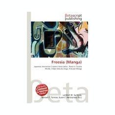 Freesia (Manga) - Carte in engleza