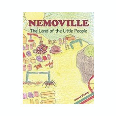 Nemoville: The Land of the Little People - Carte in engleza