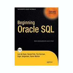 Beginning Oracle SQL - Carte in engleza