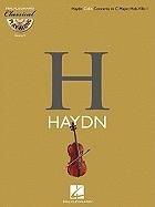 Haydn: Cello Concerto in C Major, Hob. VIIb: 1 [With CD (Audio)] foto