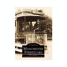 Manchester Streetcars - Carte in engleza