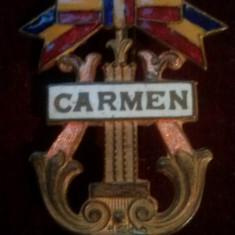 Societatea CORALA CARMEN infiintata 1901, FONDATOR D.G. KIRIAC, ordin mare