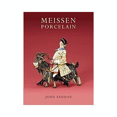 Meissen Porcelain - Carte in engleza