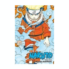 Naruto, Volume 1 - Carte in engleza