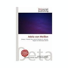 Adela Von Meissen - Carte in engleza