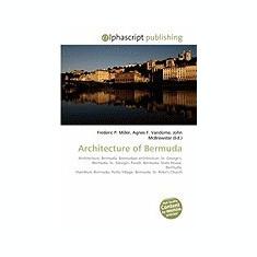 Architecture of Bermuda - Carte in engleza