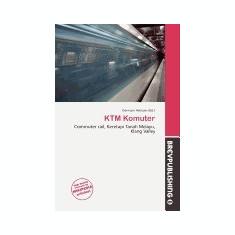 Ktm Komuter - Carte in engleza