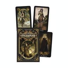 The Steampunk Tarot - Carte in engleza