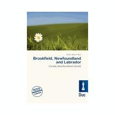 Brookfield, Newfoundland and Labrador - Carte in engleza