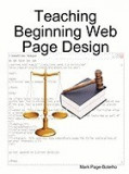 Teaching Beginning Web Page Design