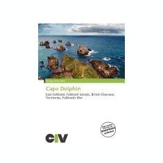 Cape Dolphin - Carte in engleza