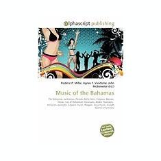 Music of the Bahamas - Carte in engleza
