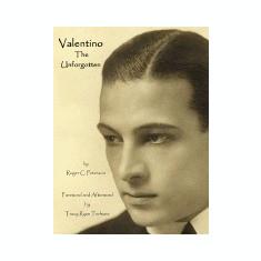 Valentino the Unforgotten - Carte in engleza
