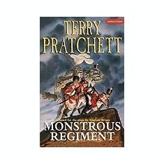 Monstrous Regiment - Carte in engleza